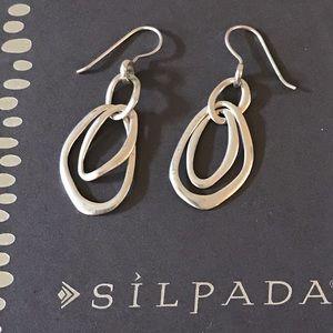 Silpada Jewelry - Silpada Sterling Silver Dangle Earrings